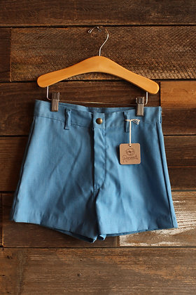 '70s Deadstock Denim Shorts - Kid's 12