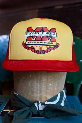 Vintage Deadstock Minneapolis-Moline Hat   One Size