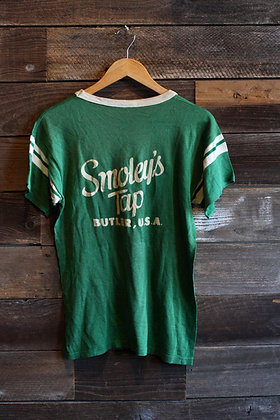 '60s Smoley's Tap Green Jersey - Men's X-Small/Small