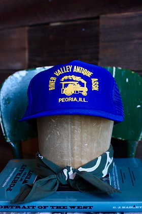 Vintage River Valley Antique Assn Hat | One Size