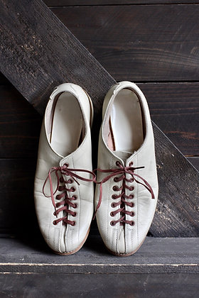 '60s Mens Bowling Shoes | 9.5
