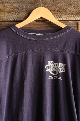 '82 Kenny Rogers Tour Tee - Men's Large