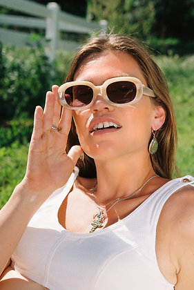 Crap Eyewear The Bikini Vision Polarized Sunglasses