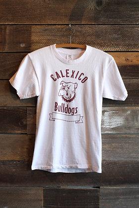 '60s Calexico Bulldogs Tee | Women's Small