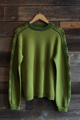 '60s Squaw Valley Sweater - Men's Medium/Large