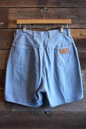 '60s Wrangler Blue Bell Denim Shorts | Women's