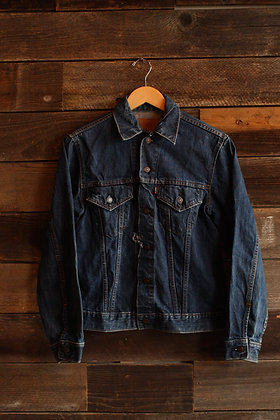 Vintage Levi's Denim Trucker Jacket - Men's Medium