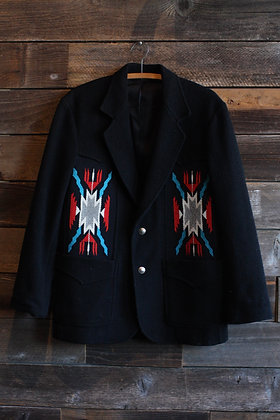 '70s Pioneerwear Chimayo Style Blazer | Men's L