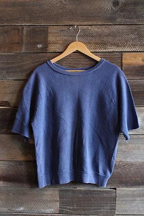 '50s/'60s Gusset Short Sleeve Sweatshirt   Men's L