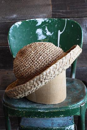 Straw Summer Hat   O/S
