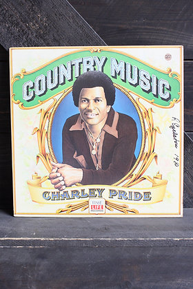 Charley Pride / Country Music