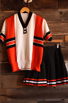 Vintage Cheer Uniform
