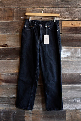 Vintage USA Black Levi's Jeans   S