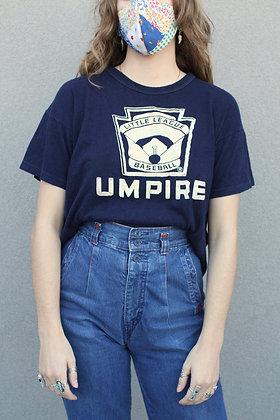 Vintage Little League Umpire Tee | Men's