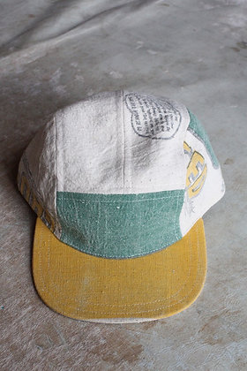 Decent Enough Co Feedsack Hat