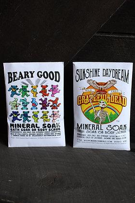 Grateful Dead Mineral Soak