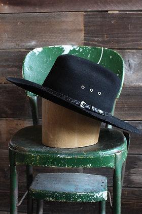Vintage Wool Stetson Cowboy Hat   7 3/8
