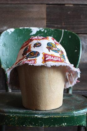 Vintage Handmade Schlitz Bucket Hat | S