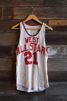 '60s West All Stars Jersey - Men's Medium