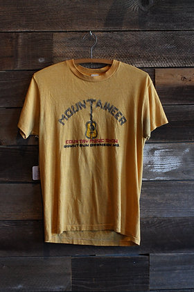 '70s Mountaineer Country Music Tee | Men's / Women's
