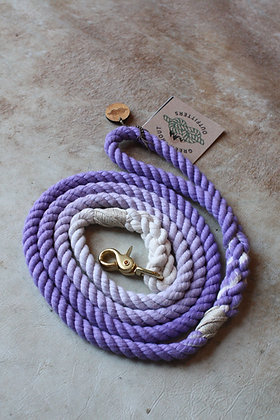 Handmade Cotton Dog Leash