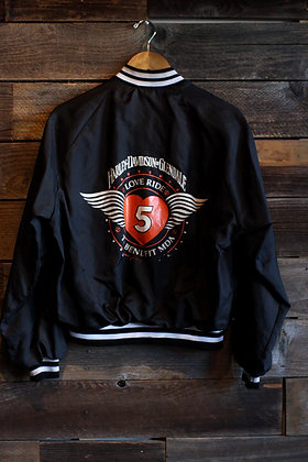'88 Harley Davidson Bomber - Men's Small