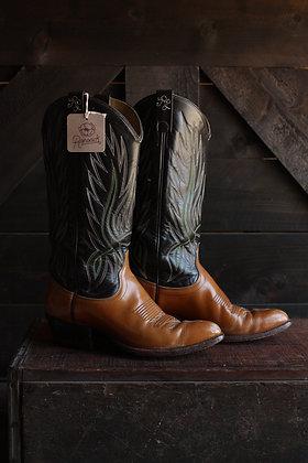 Vintage Ralph Lauren Cowgirl Boots - 7C