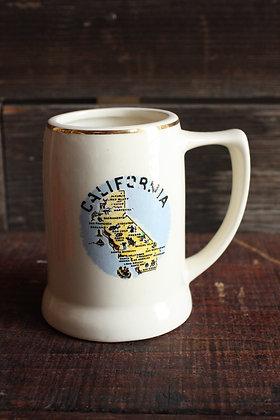 Collectible California Ceramic Mug