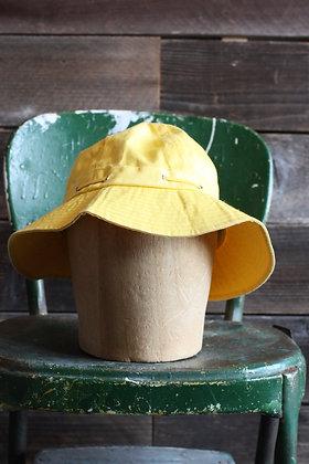 Vintage Yellow Bucket Hat | S
