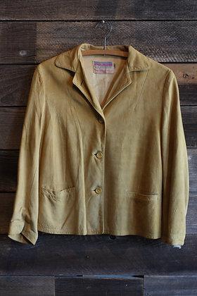 '40s Deerskin Californian Jacket | Women's Small