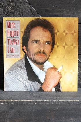 Merle Haggard / The Way I Am