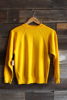 RARE '50s Hanes Breeze Shield Sunshine Raglan Crewneck Sweatshirt | Women's M