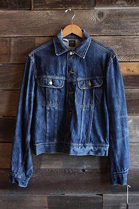 '70s Lee Sanforized Denim Jacket | Men's M/L