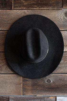 Black 4X Stetson Cowboy Hat | 7