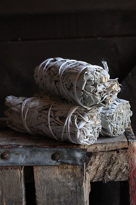 Ethically Sourced White Sage Smudge Stick