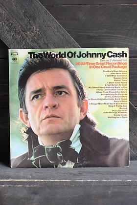 Johnny Cash / The World Of Johnny Cash