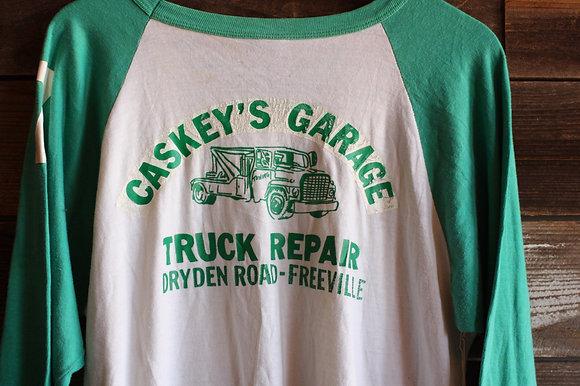 70's Caskeys Garage Raglan