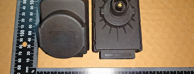 Мотор трехходового клапана 16/18/20/24/32/40ASD