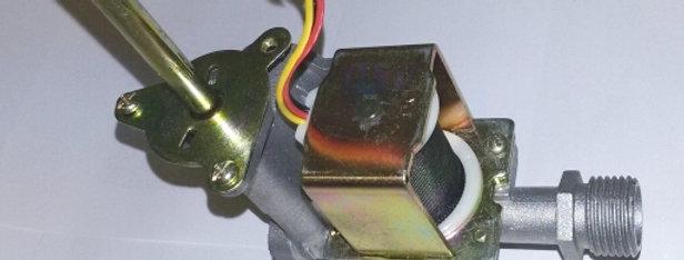 Газовый клапан для газовых колонок JSD20-A1
