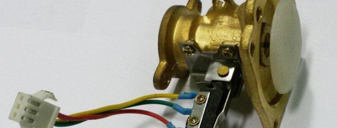 Водяной клапан JSD 20-A1