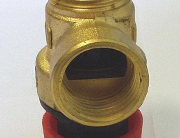 Предохранительный клапан на 3 бар (сбросной клапан) для котлов ASF