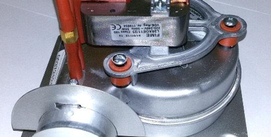 Вентилятор для дымоотведения Roda Vortech