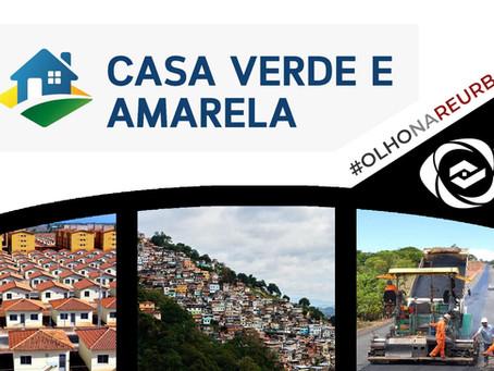 PROGRAMA CASA VERDE E AMARELA