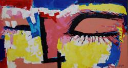 Emilio Trujillo - Mujer en Colores