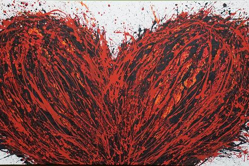 Tony - Bursting Heart