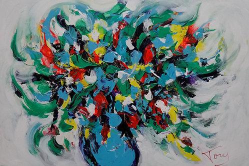 Tony - Flowers