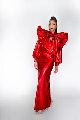 Authentic Spirit Red Dress