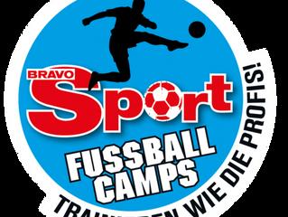Neuer Termin – 9. BRAVO SPORT Fußballcamp