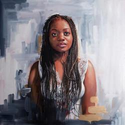Portrait of Renee