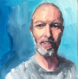 Portrait of a friend.